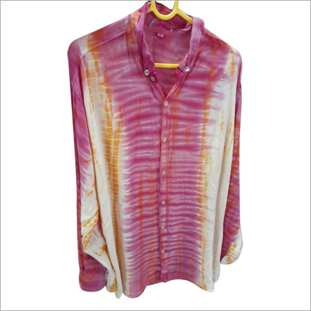 Ladies Tie & Dye Shirt