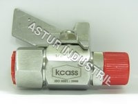 Male Female Stainless Steel Ball Valve