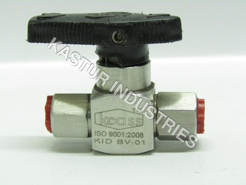 MINI HANDLE STAINLESS STEEL BALL VALVE