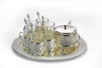 Silver Plated Coffe Set