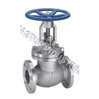 FLANGE END STAINLESS STEEL GLOBE VALVE