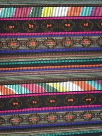 Designed Jacquard Fabric