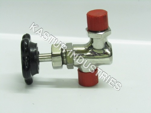 STAINLESS STEEL STEAM VALVE