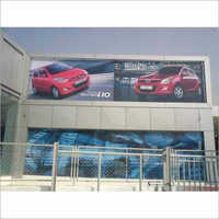 Outdoor Flex Hoardings