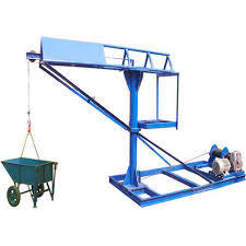 Construction Hoist Machines