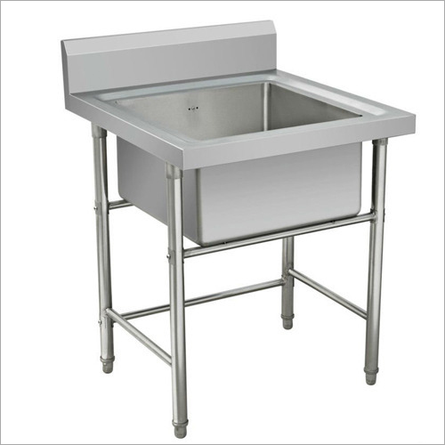 Commercial Single Sink