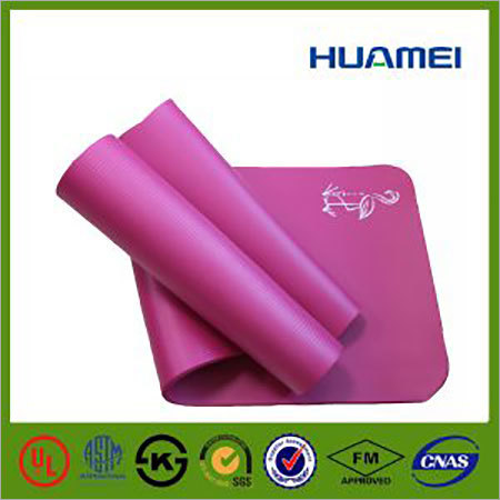Custom Logo Printed Yoga Mat