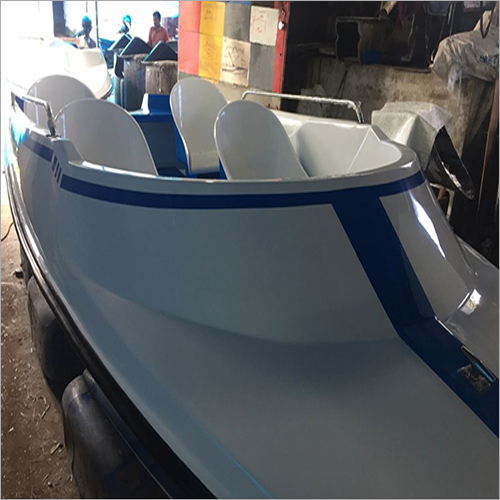 4 Seater Speed Boat