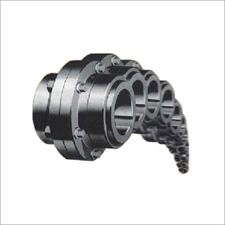 Full Geared Gear Coupling