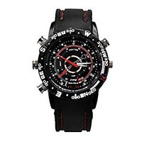 Spy Camera stylish Watch
