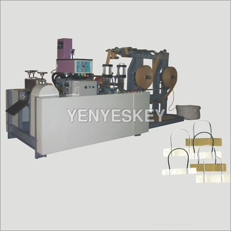 Paper Handle Making Machine