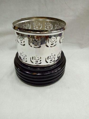 Silver Plated Tea Light