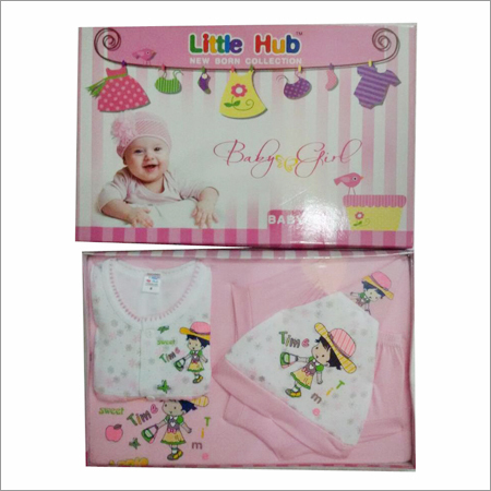 Baby Girl Garments Set