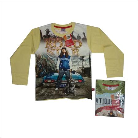 Printed Baby T Shirt