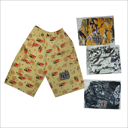 Kids Suit Printed Pants
