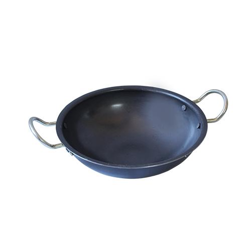 Iron Round Bottom Kadai