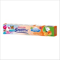 Kids Orange Flavoured Toothpaste
