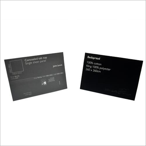 Customized Header Card