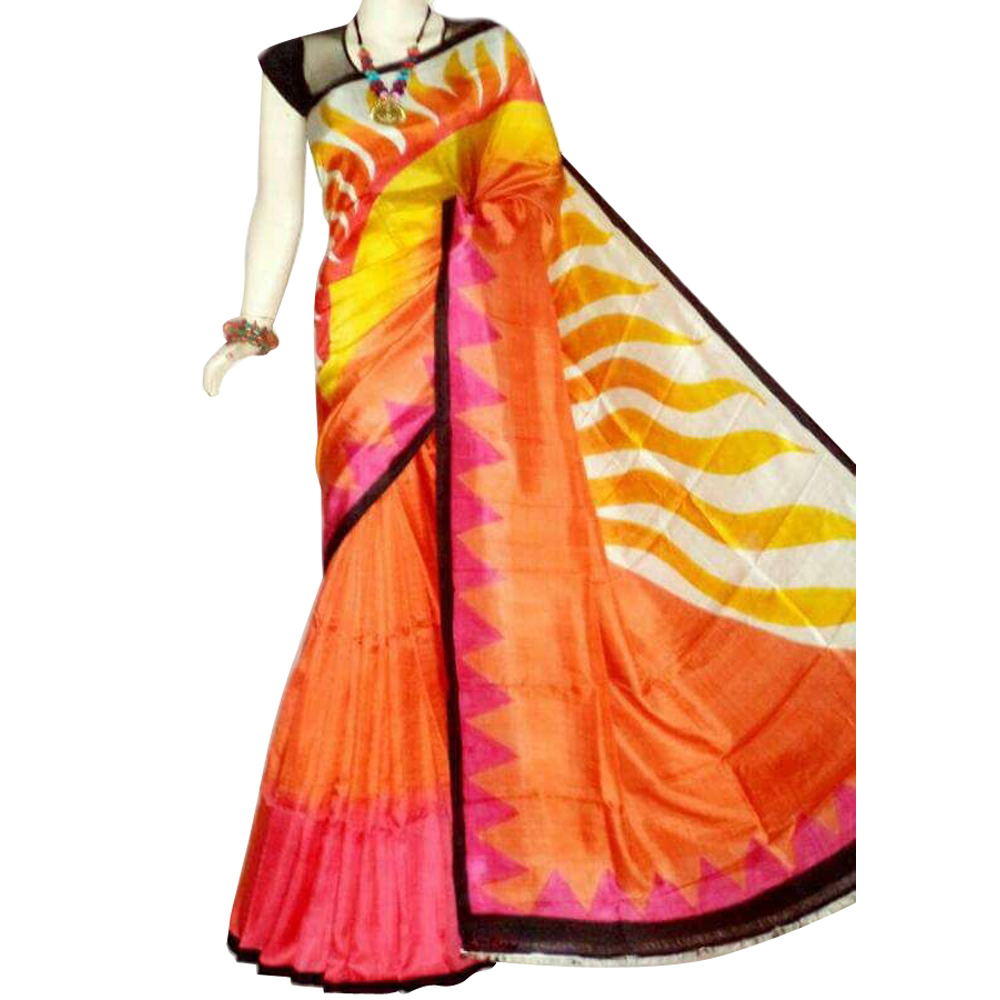Ladies Print Saree