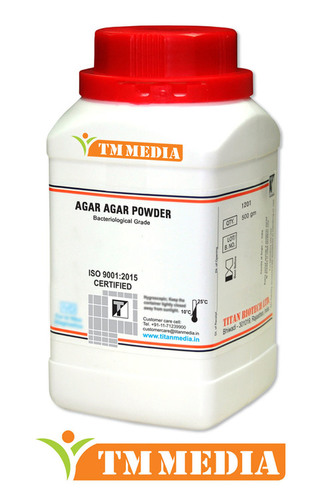 Agar agar powder (Bacteriological Grade) | Titan Media