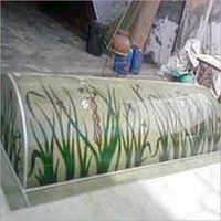 PVC Piramed Shed