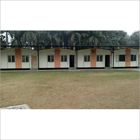 Insulated Porta Cabins