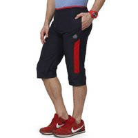 Mens Capri Nevy & Red