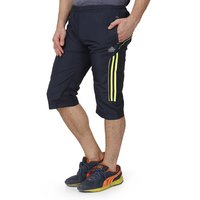 Mens Capri Nevy & Green