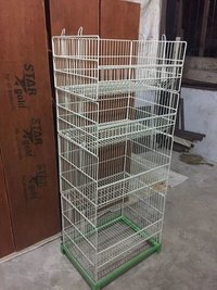 Wire Stackable Bin