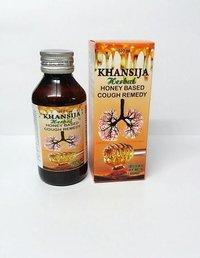 khansija herbal based cough Remedy