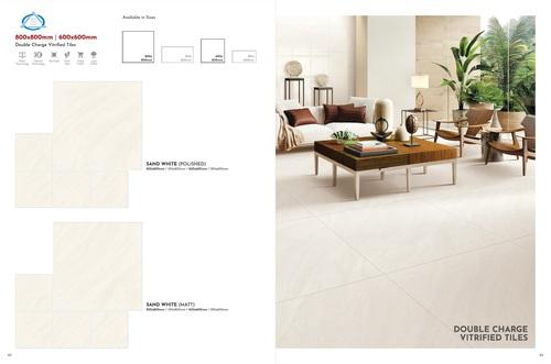 600X600 Vitrified Tiles