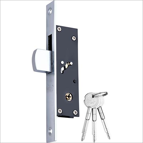 Metcraft Aluminium Wooden Profile Lock (Dead Lock)