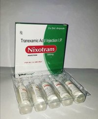 TRANEXAMIC ACID 500 MG. INJECTION