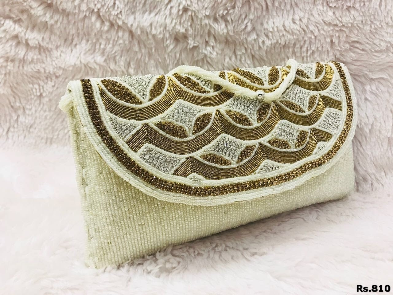 Beautiful Bridal Clutch Bag