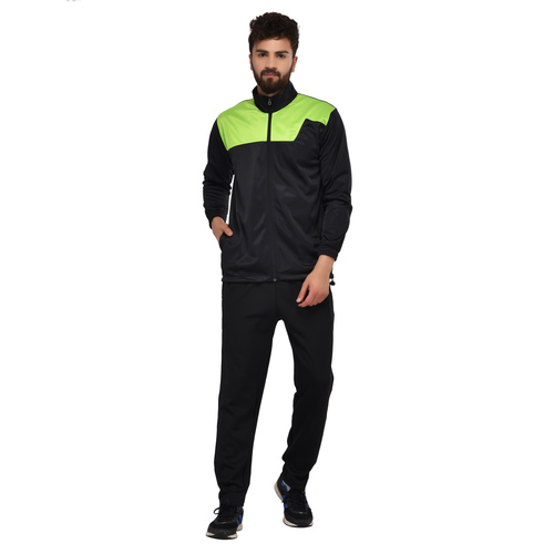 Mens Yellow Tracksuit