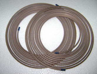 Cupro Nickel Pancake Coils 95-5,90-10 And 70-30
