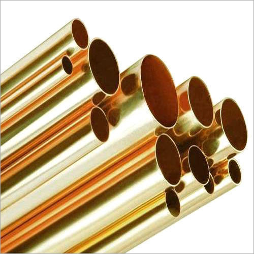 Seamless Brass Pipe