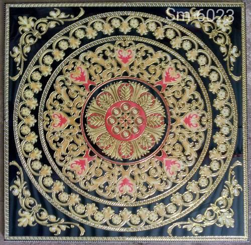 Rangoli Floor Tiles