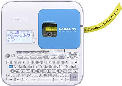 Casio label Printer KL_G2 DH