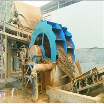 Industrial Sand Washing Plant