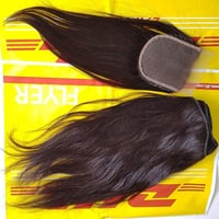 Top Quality Virgin straight Hair Closure