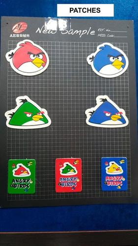 Angry bird patches