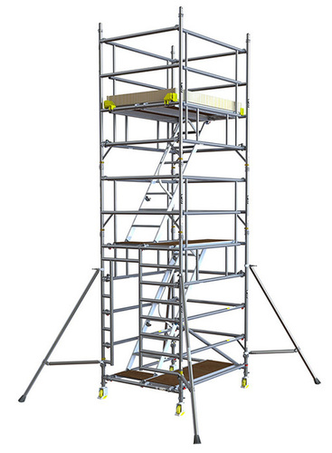 Aluminium Stair Access Towers