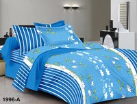 Applique Bed Sheet