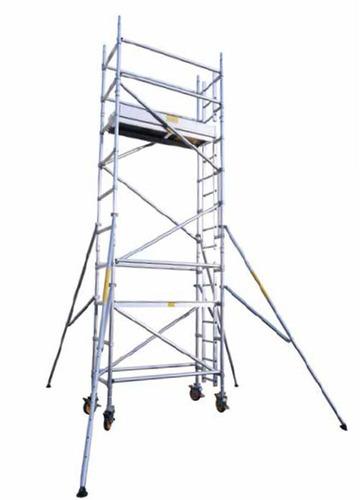 Single Width Aluminum Scaffolding Tower