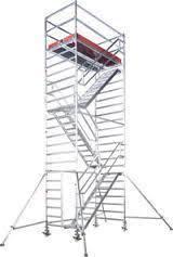 Stairway Scaffold Tower