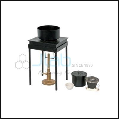 Carbon Residue Apparatus Rams Bottom
