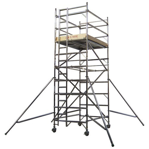 Height Access Scaffolding System