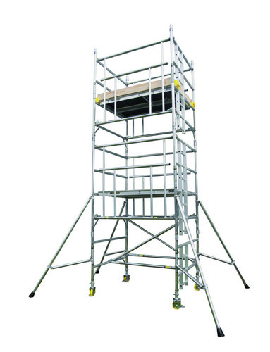 Single Width Aluminum Scaffold Tower