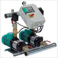 Hydro Pneumatic Booster System